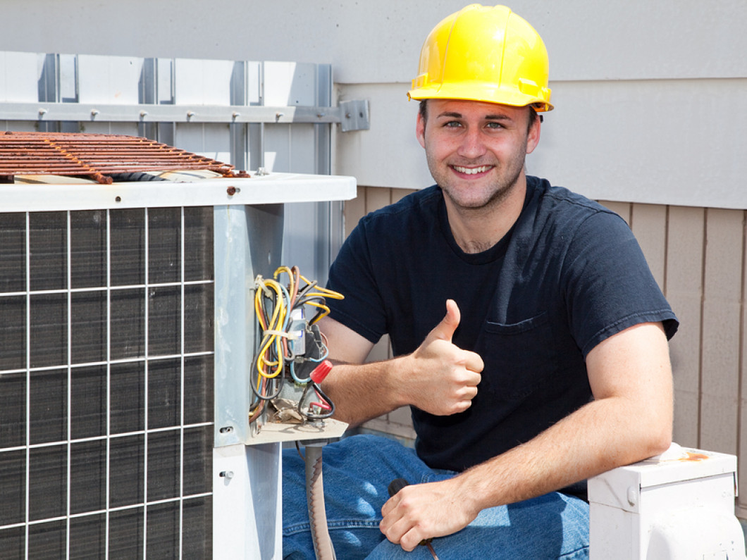 What are the major benefits of a modern air conditioning system?